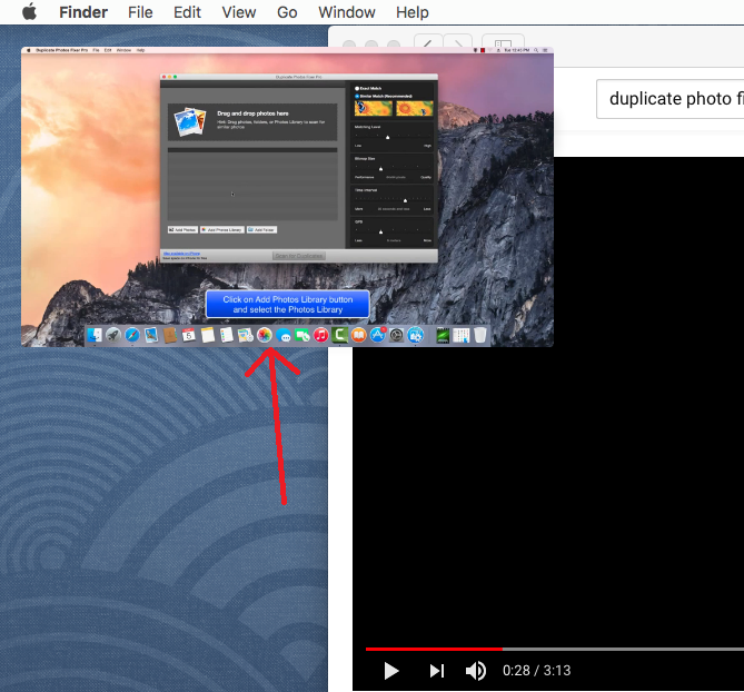 enable picture in picture on mac