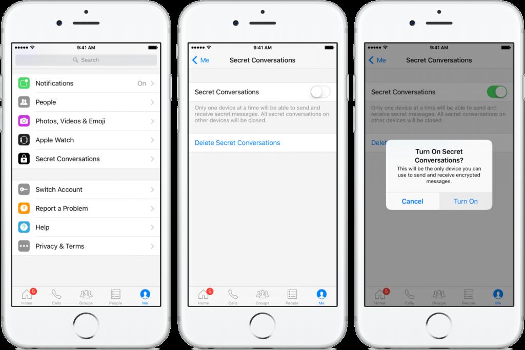 enable-secret-chat-on-facebook-messanger