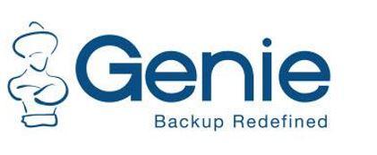 genie backup