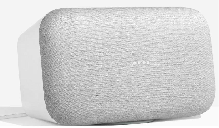 google home hardware