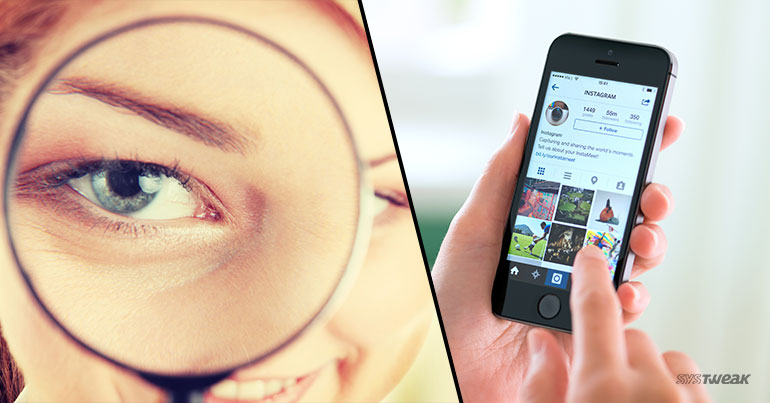 how to get rid of instagram search history