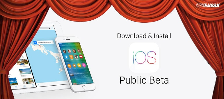 iOS beta software