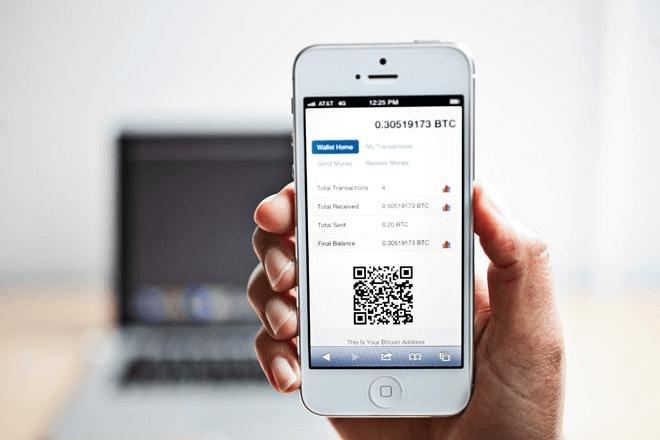 mobile wallet bitcoin