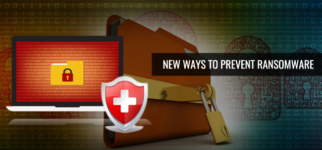 new way to prevent ransomware