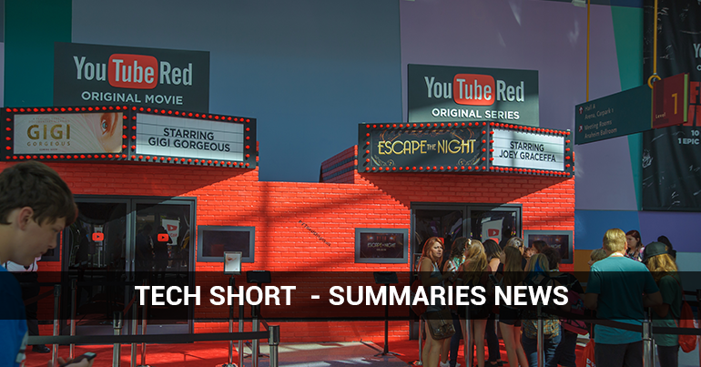 NEWSLETTER: YOUTUBE RED MERGES WITH GOOGLE PLAY & EBAY IMAGE SHOPPING