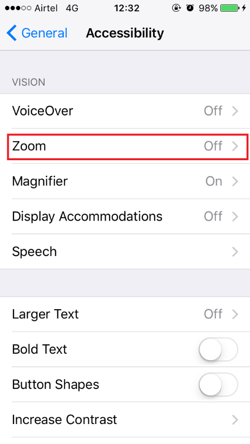 on-zoom-option-in-iphone