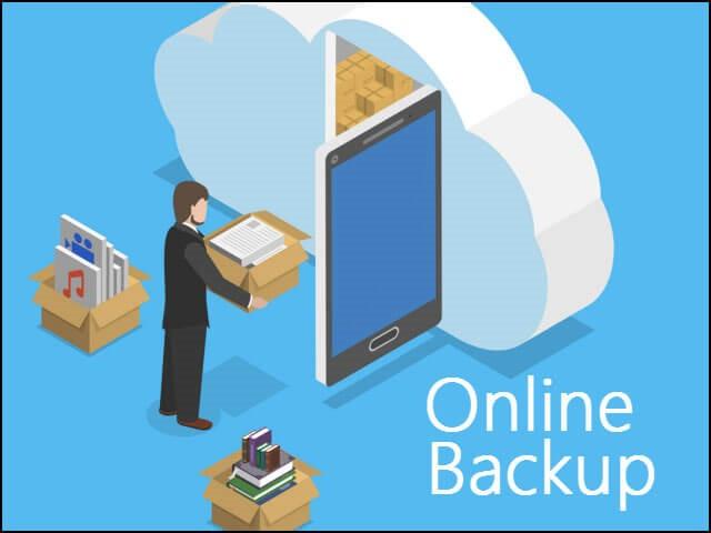 online backup tool