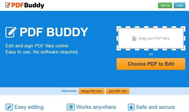 pdf buddy