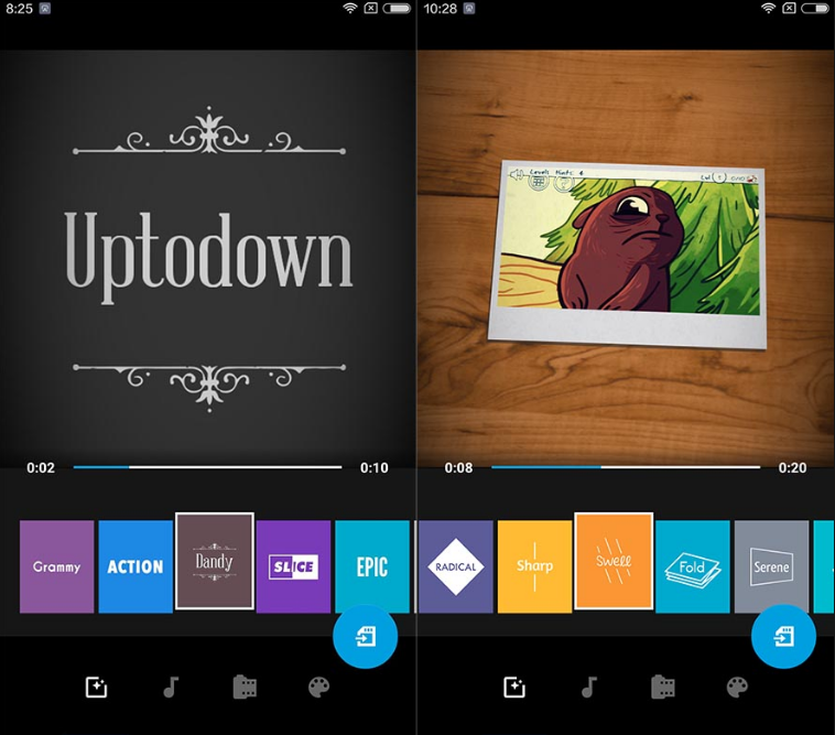 quick-free-video-editor for android
