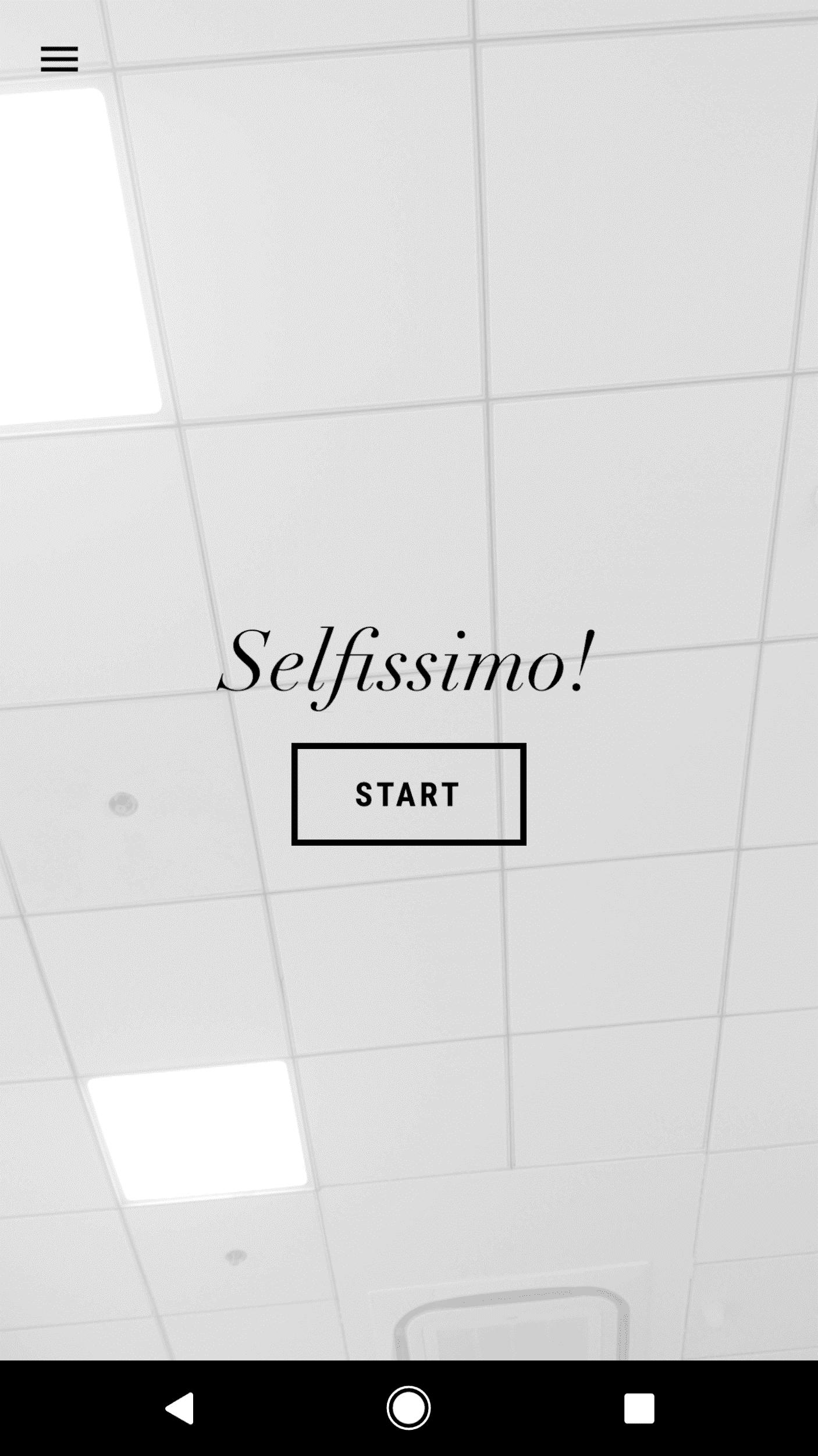 selfissimo google new app