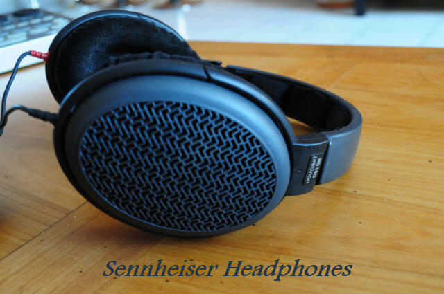 sennheiser-hd-580 HEADPHONE