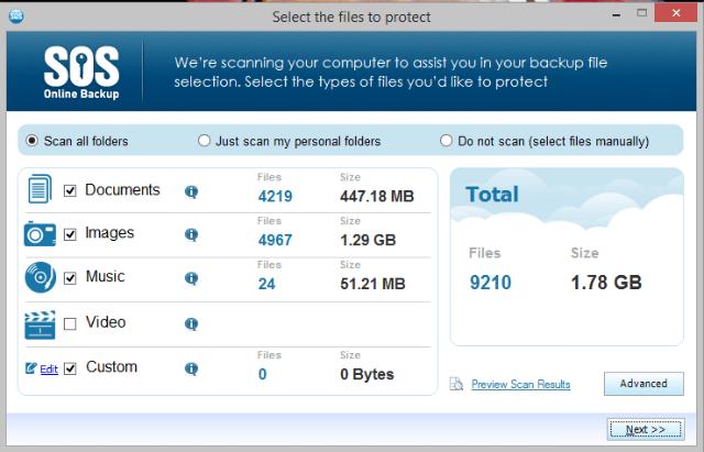 sos-online-backup-Cloud Storage Tools for Big Data