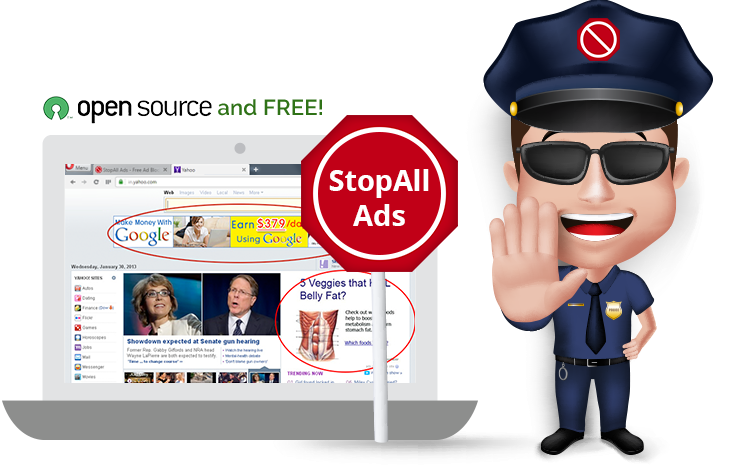 stopallads for adblock