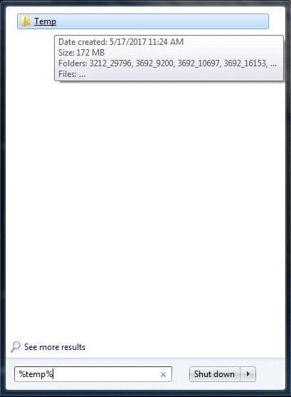 temp file windows
