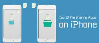 top 10 file share apps for iphone