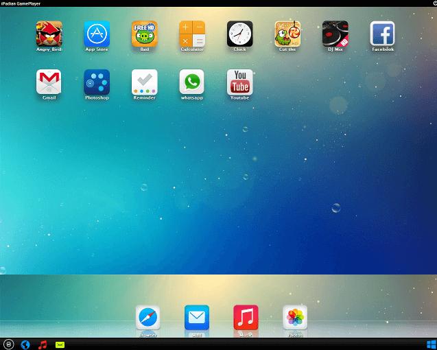 use ios apps on windows