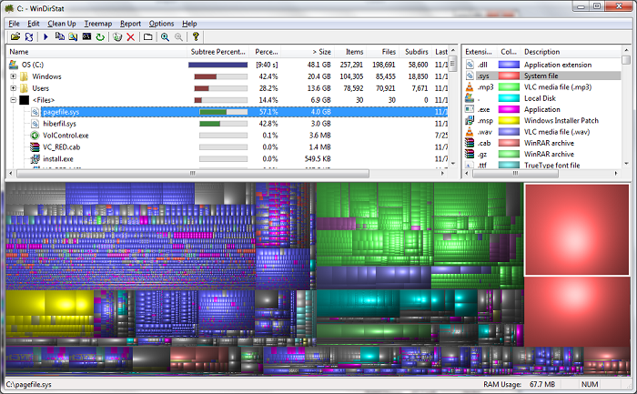 windirstat-disk-space-analyzer-tool