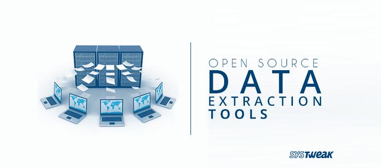 Top 10 Open Source Data Extraction Tools of Big Data