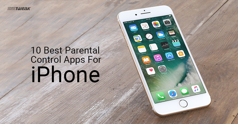 Parental phone apps