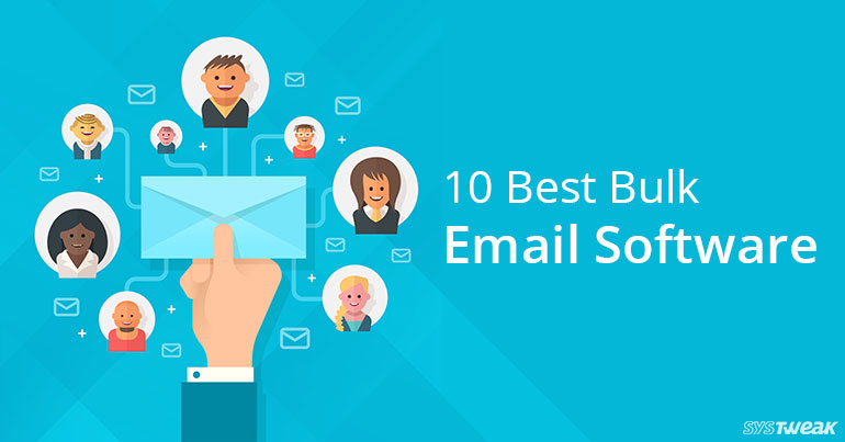 10 Best Software To Send Mail In Bulk 2018