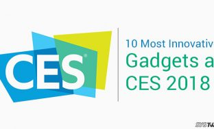 10 Most Innovative Gadgets at CES 2018