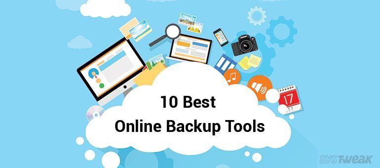 10 Best Online Cloud Backup & Storage Services 2018