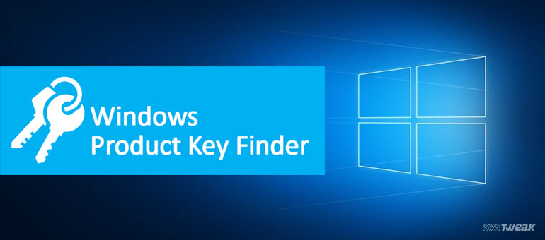 11 Best Product Key Finder For Windows 7, 8 and 10