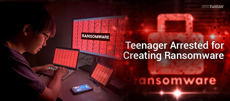 Japan Cops Arrest 14-Year-Old for Creating Ransomware