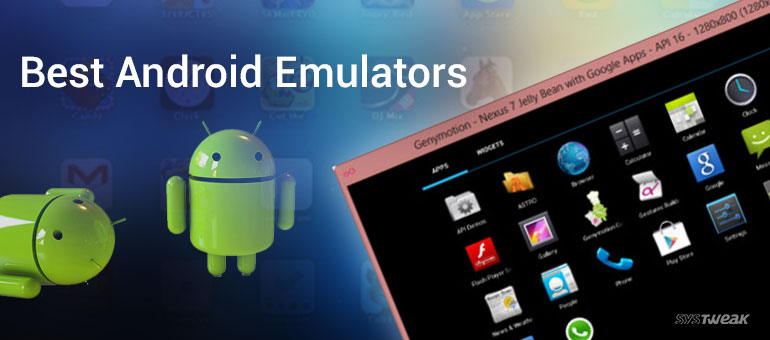 15 Best Android Emulator for PC in 2018