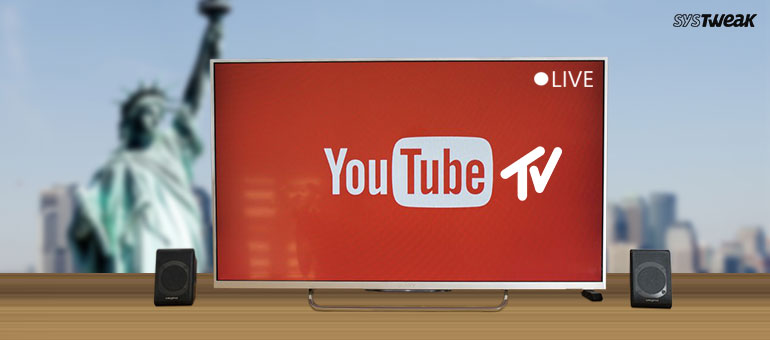 Live TV streaming service from YouTube hit 5 Cities in US