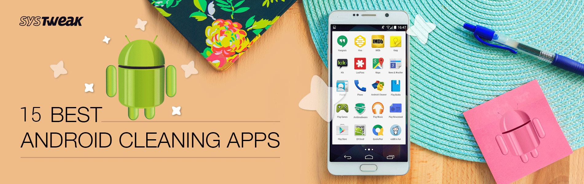 15 Best Android Cleaning Apps – Top 15 Android Cleaner 2018