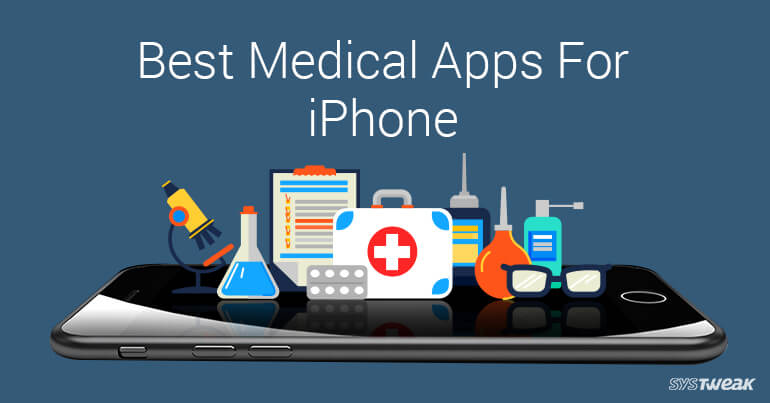 5 Best Medical Apps For iPhone In 2018