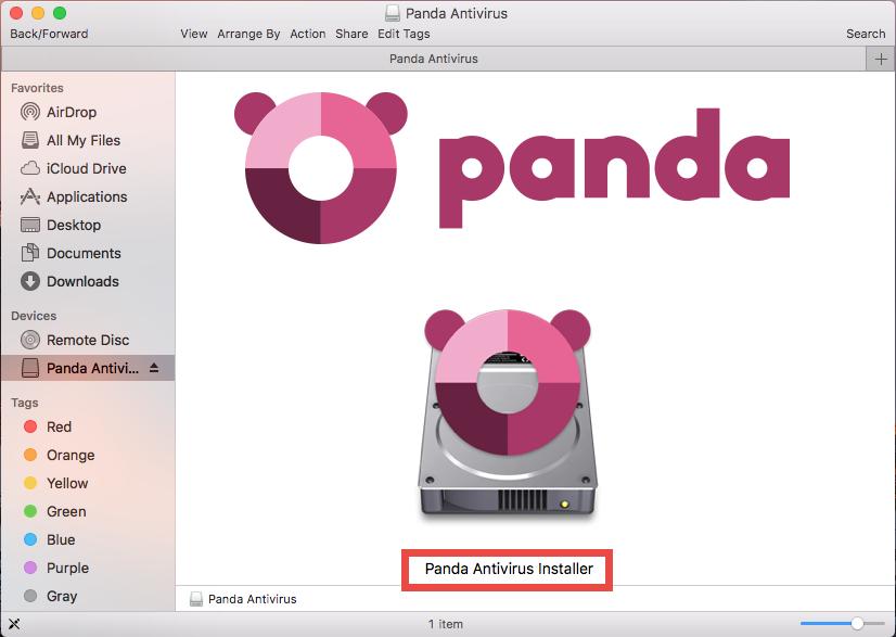 Panda for Mac