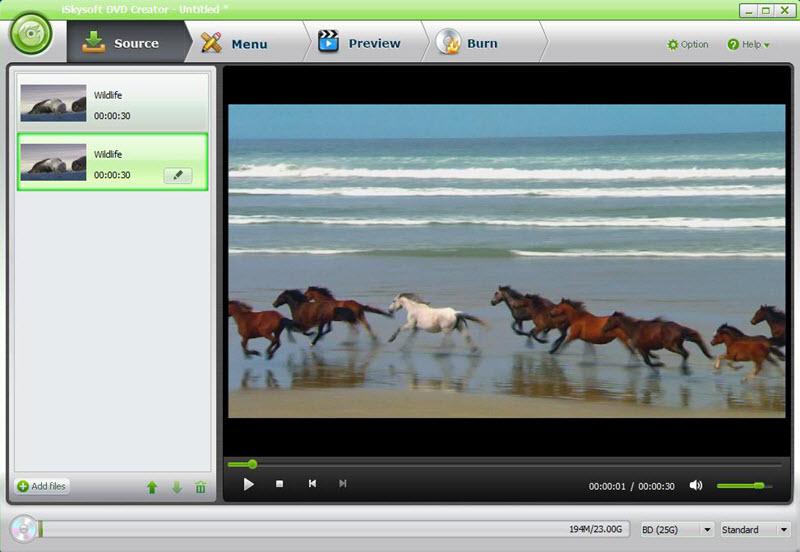 iSkysoft DVD Creator for Windows Download