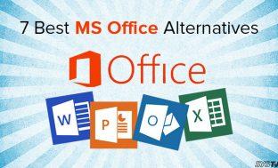 7 Best Alternatives Of Microsoft Office In 2018