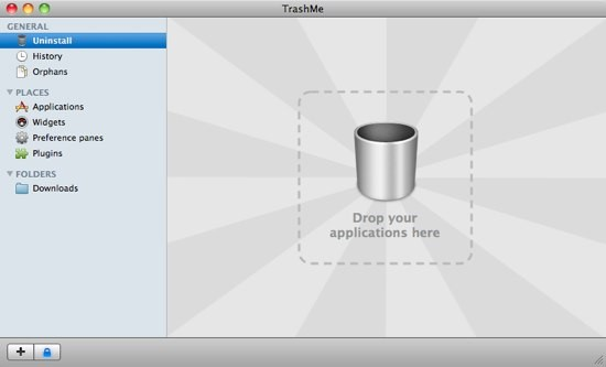 Trash Me- uninstaller for mac