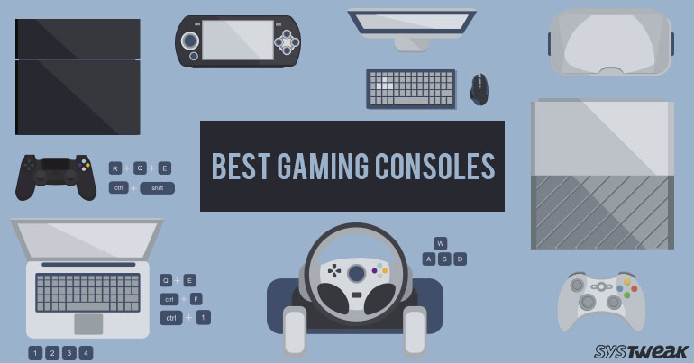 Best Gaming Consoles of 2018