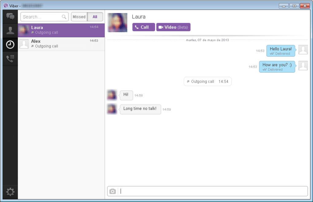 viber for pc download video calling app