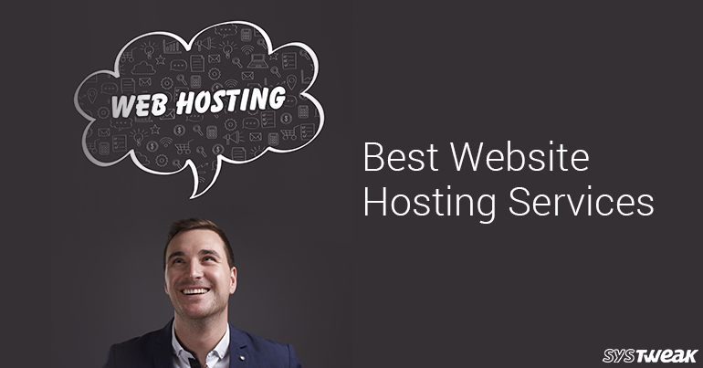 Best Website Hosting Service Providers 2018