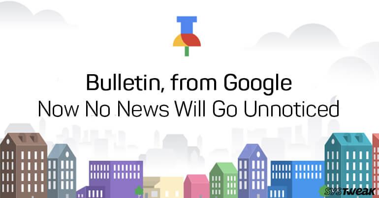 Google Says Now No Local News Shall Go Unnoticed