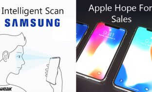 "Newsletter: ""Intelligent Scan"" For Samsung Galaxy S9? & Future iPhones Can Mend The Dents Of iPhone X"