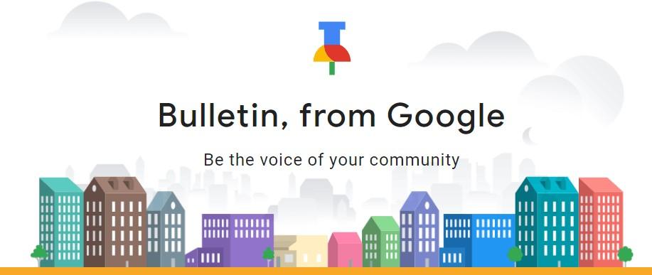 bulletin from google