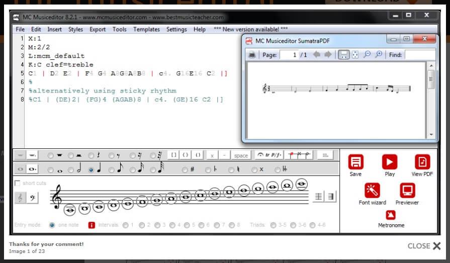 mc music editor