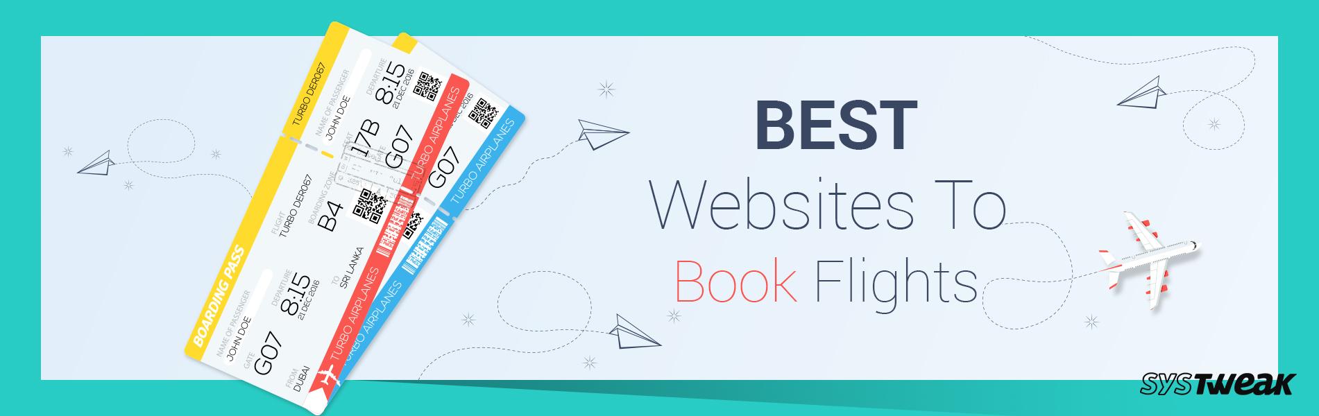 10 Best Websites To Book Flights