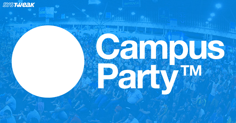 11th Campus Party in Brazil: All Set to Leave a Mark in History