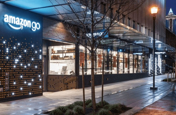 Amazon Go Stores offers Checkout Free Shopping for the First Time