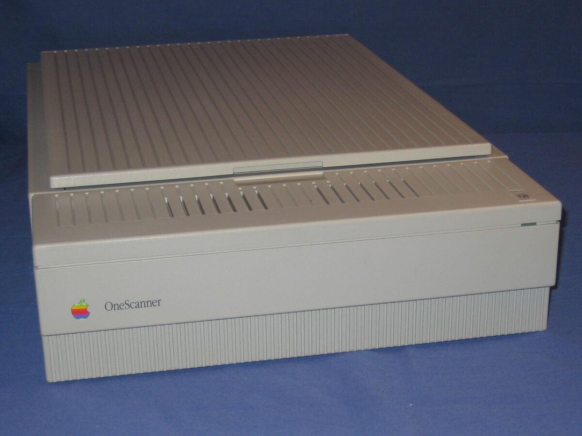 Apple OneScanner