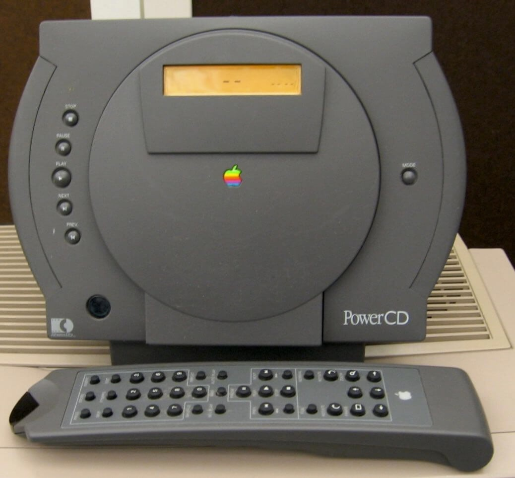 Apple PowerCD