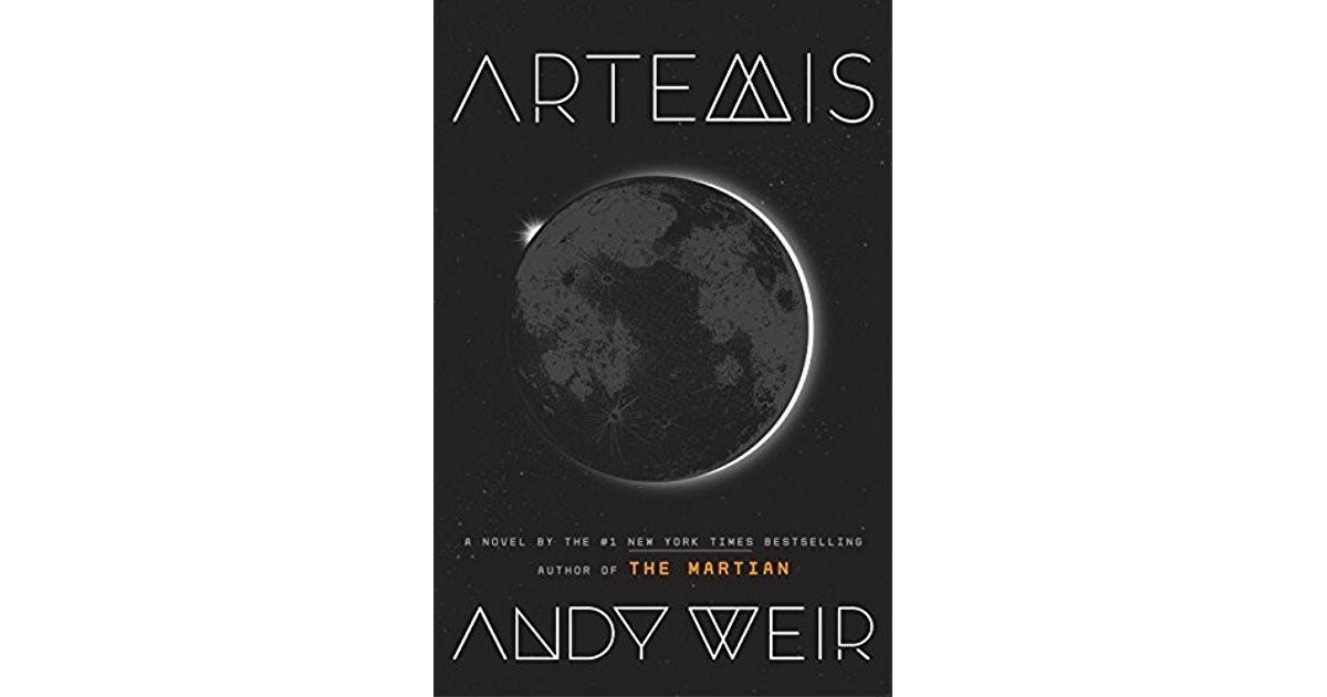 Arthemis=Andy Weir