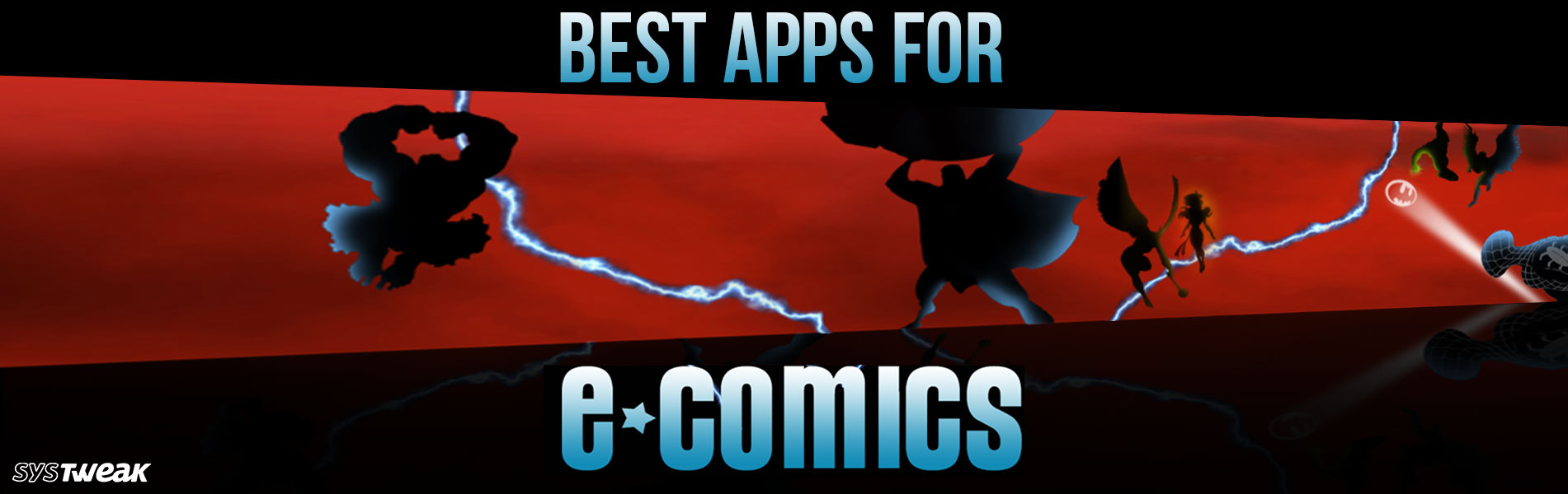 Comic Reader: Here Are Best 5 Apps For Comic Book Fans